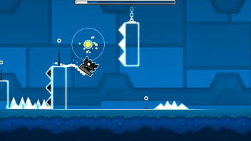 Mi nivel de Geometry Dash 2.1