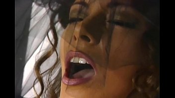 Felecia finger fucked by bionca classic Masturbating in a corset and sheer stockings