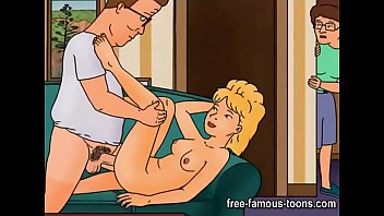 King of the hill hentai sex
