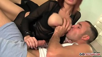 Daniel Hunter And Jessica Robbing Get Freaky