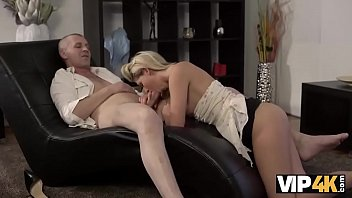 VIP4K. Daddy tells Claudia Mac to forget about cleaning the flat