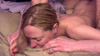 Painful Anal with Double Penetration For Little Bunny