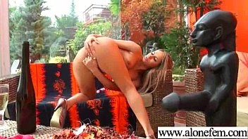 Alone Hot Sexy Nasty Girl Play With Sex Toys movie-03 5分钟