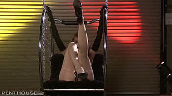 Ultra Fit redhead Milf Kendra James makes an absolute Perfect Striptease