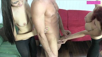 Pantyhose on cock - Slut roommate part 2 - pegging