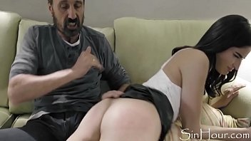Dad Punishes Daughter For Having Sex With Strangers- Emily Willis
