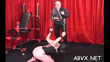 Magical hottie is playing with her rubber marital-device