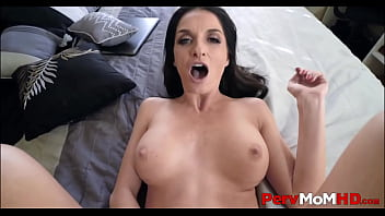 Lonely Big Tits MILF Step Mom  Orgasms While Step Son Fucks Her POV