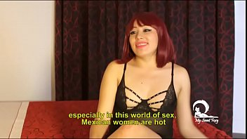Casting of Ginger Mexican Girl with 19 years old 02