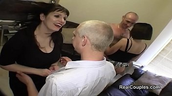 Swingers share wives with dp and anal sex thumbnail