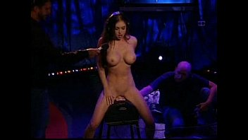 Naked girls on howard stern skow - 2 babe jessica jaymes rides sybian howard stern pt2