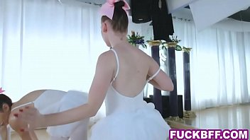 Ballerina teens get fucked by their new slick t...   Video Make Love