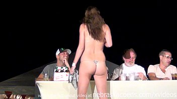 Wet bikini contest video Homemade bikini contest florida