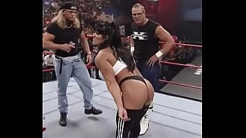 Chyna In A Thong.