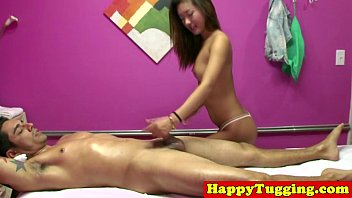 Real nuru masseuse cock riding customer