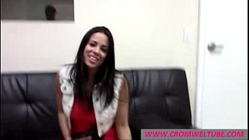 Cuban Slut wants to be a Pornstar - WWW.CROMWELTUBE.COM