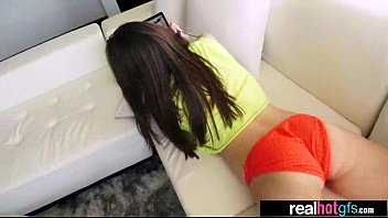 Sex On Tape With Naughty Amateur Hot GF movie-11