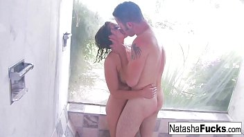 Wolf Decided To Fuck Natasha Nice's Wet Pussy