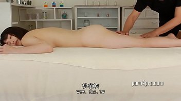 JAV oil massage and fucking - watch part 2 at porn4pro.com