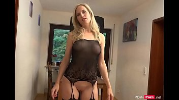 German mature fucking German submissive mature talks dirty and gets fucked in the ass - pov-porn.net