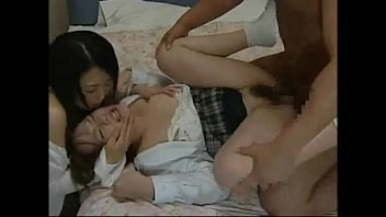 Japanese Love Story || Japanese Mom Seduce roundass Daughter to fuck her friend pornhub video