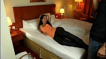 German girl asked to fuck by stranger in hotel
