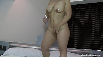 Dulce Sweet Candy Mexican hot curvy thick dildo time