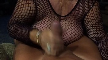 Ugly woman handjob - My wife great job