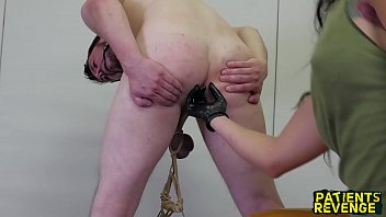 Females anal punished - Ruined man