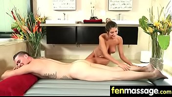 Husband Cheats With Masseuse In Room 2