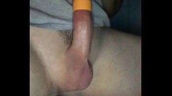Me Sucking Cum Out Of My Dick While Using Vacuum Tube To Fuck and Suck Till i Cum