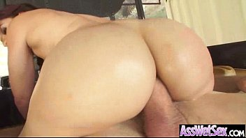 Anal Sex Tape With Big Oiled Wet Butt Girl (sheena ryder) movie-26