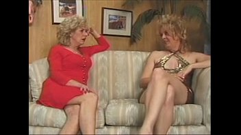 Welcome to this hot porn video named Lesbian Grannies Get Horny When Comparing Their Underwear.