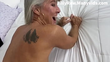 Leilani Lei Cucks Husband and Records It On Her Cellphone. Creampie Finish