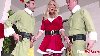 MYLF Rewards The Elves For Their Service- MYLF OF THE MONTH- Brandi Love