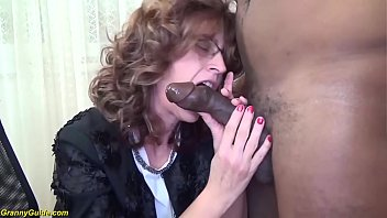Mom B. Rough Fucked By Her Black Stepson