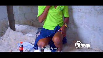 Bangnolly Africa | Sex with African Ebony Teen Student in an uncompleted building
