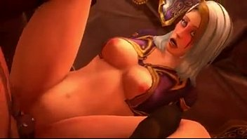 Jaina Proudmoore & Garrosh - Surprise Gift