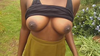 My big tits and ass shows to my boyfriend