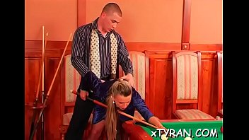 Hot femdom fetish act with sexy babe spanking fellow 8分钟