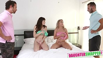 Movie Night Muff Pounding Paisley Bennett, Aliya Brynn