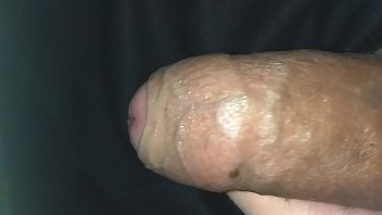Slow motion close up penis with foreskin