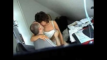 Voyeur galleries and videos - My mom and boy frend caught by hidden cam