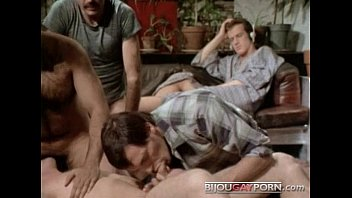 Rough Orgy Scene from BALLET DOWN THE HIGHWAY (1975)