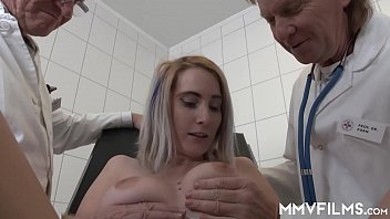 Two Doses Of Sperm Cure Her Pussy