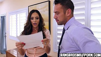 She's 3 Months Late On Her Car Payments - Milf Porn