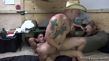 Two hot buff college studs are sucking and fucking