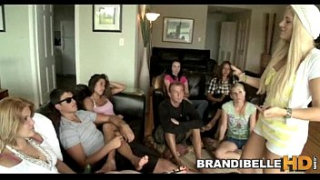 Group of Teens Explore 1 Cock Brandi Belle