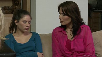 Shyla Jennings and Zoey Holloway Lesbian Talk preview image