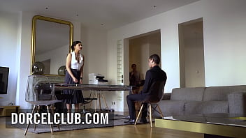 Anal tentation with gorgeous brunette Cassie del Isla 10 min
